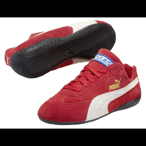 Puma Sparco OG Sneaker/driving shoe *New in Box* NWT